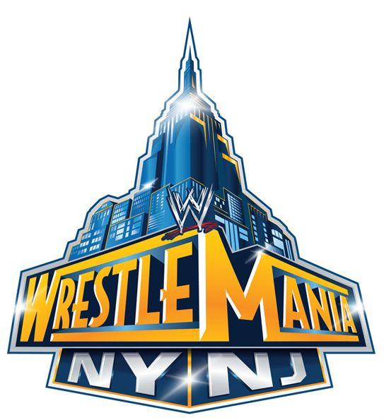Wrestlemania 29 Wrestlemania Wrestlemania Logo Wrestlemania 29