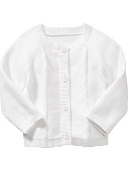 Cable-Knit Cardigans for Baby | Old Navy