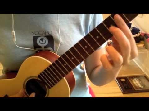 "How to play ""Blackbird"" (The Beatles) on ukulele"