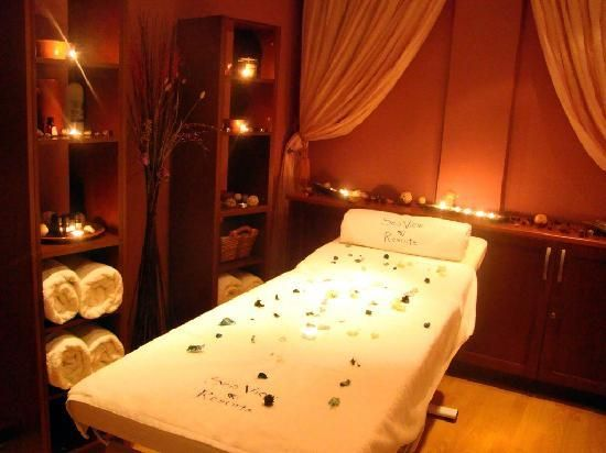Greece dark wood and my dream house on pinterest for Spas that come to your house