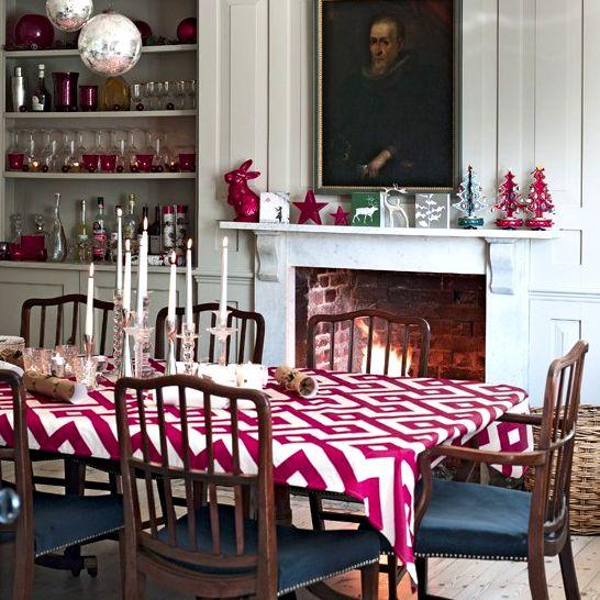 Una casa con acento inglésA house with British accent - interior decorating tips