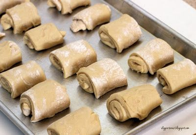 I Dig Pinterest and I Did it Too!: Lion House Dinner Rolls