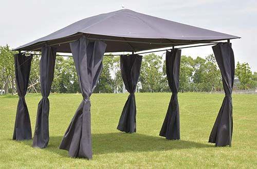 Outdoor Canopy Gazebo, Best Outdoor Canopy