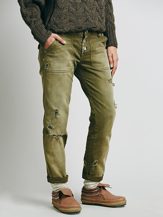 Mountaineer Relaxed Jean at Free People Clothing Boutique