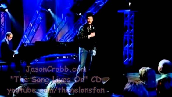 Jason Crabb -  When He Was On the Cross I Was On His Mind 2012