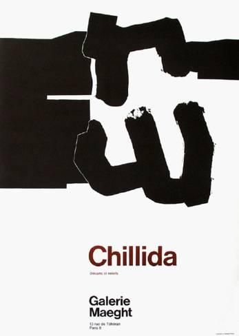 Expo Galerie Maeght 70 Collectable Print Eduardo Chillida Art Com Galerie Maeght Posters Art Prints Cool Posters