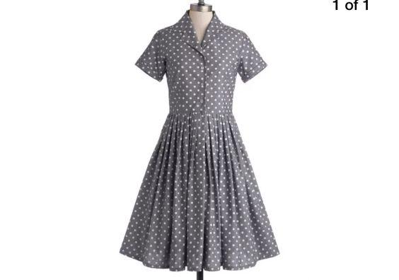 Myrtlewood shirt dress