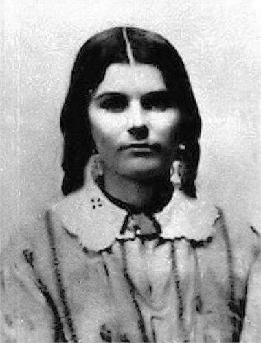 Cleopatra Shawano Powhatan - Daughter of Chief Powhatan - Sister of Pocahantas
