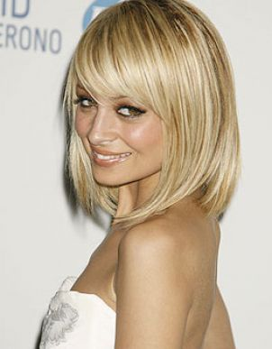 Astounding Blonde Bobs Long Blonde Bobs And Blonde Bob Hairstyles On Pinterest Short Hairstyles Gunalazisus