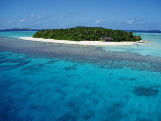 Mounu Island Resort - Tonga, South Pacific