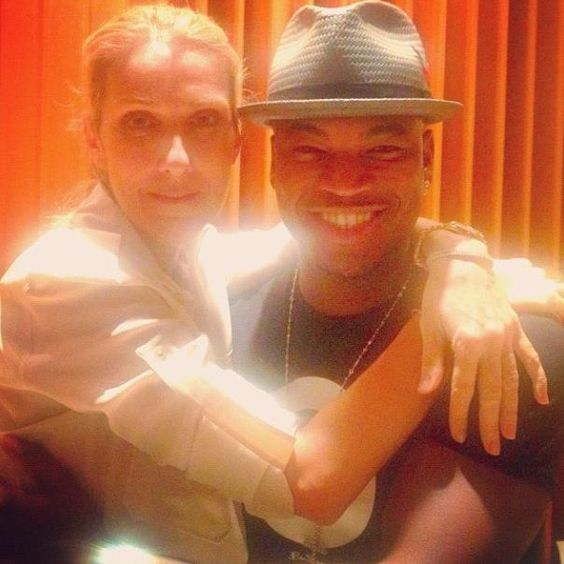 Neyo & Celine Dion