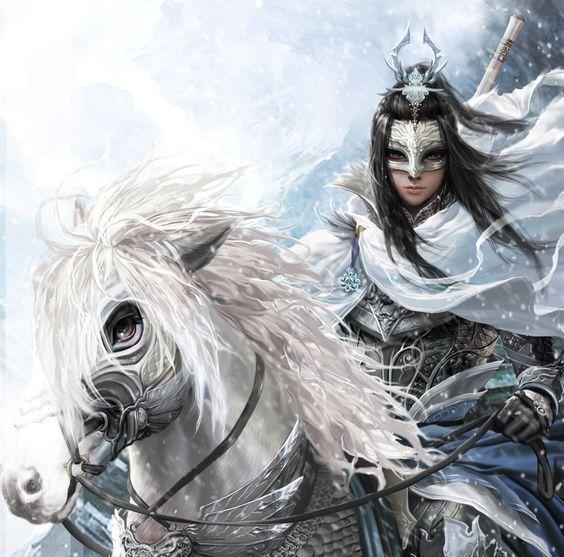 Oriental Generals by SansaXIX on deviantART