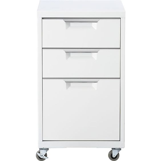 New file cabinets for work area?  Also come in carbon grey (or colors). $179