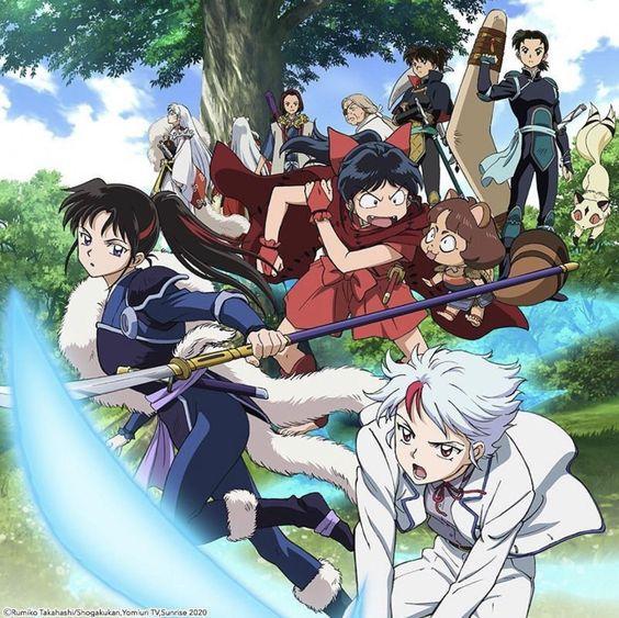 Uru Biểu Diễn Bài Hát Chủ Đề Kết Thúc Cho Anime Yashahime