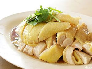 Recipe for steamed chicken chinese style