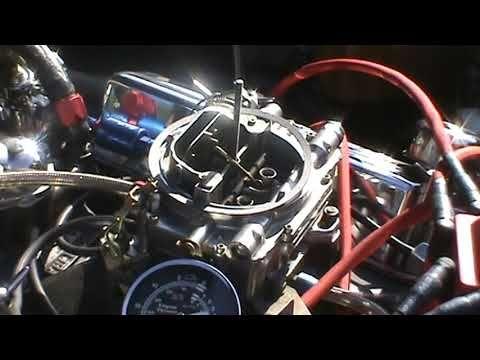 With vacuum gauge tuning Tuning bike