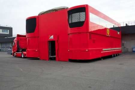 Ferrari F1 Race Trailer for sale : Transporters