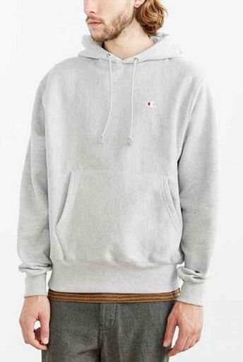 Champion Icon Reverse Weave Hoodie Sweatshirt | Urban outfitters ...