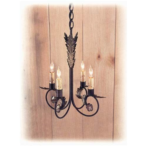 Honfleur Metal Chandelier