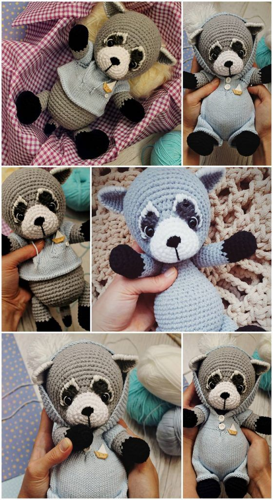 Ayıcık | Bichinhos de croche, Amigurumi de animais de crochê, Urso ... | 1024x560