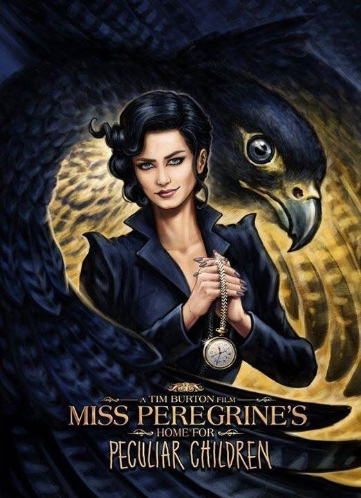 Pin By Mahtab Tabrik On Miss Peregrine With Images Miss