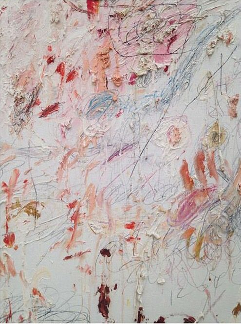 CY TWOMBLY    ....   4/25/1928 - 7/5/2011.