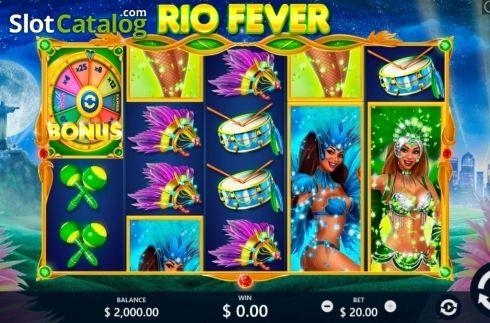 Rio Fever Fever Slot Rio