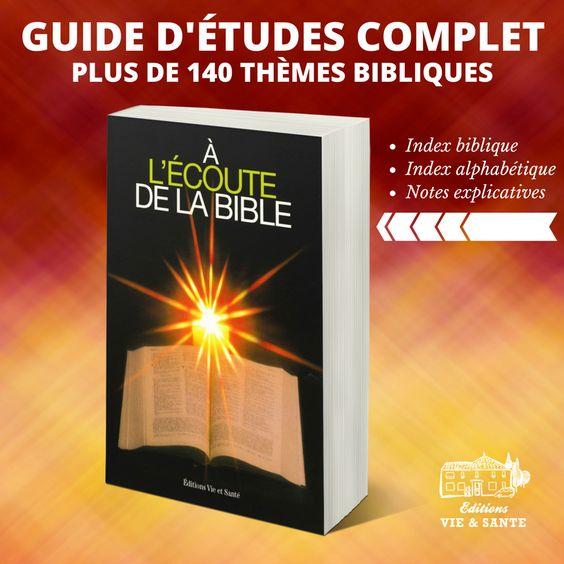 """Cet ouvrages s'adresse à tous les """"passionnés de la Bible"""".  Il s'agit d'un véritable outil d'exploration. Commandez-le ici : goo.gl/pndKf5"""