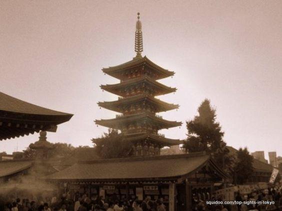 Asakusa and Sensoji Temple to win  #AAtoAsia