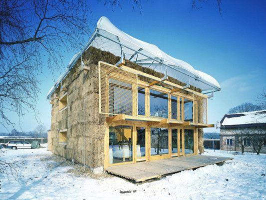 Einfamlienhaus in Mladá Boleslav/CZ - Gesund Bauen - Wohnen - baunetzwissen.de