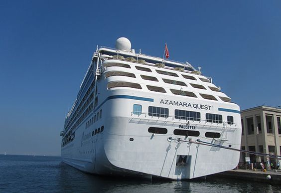 Azamara Cruise ship in the Adriatic http://theluxuryvacationguide.com/sunsea/azamara_adriatic_cruise.htm