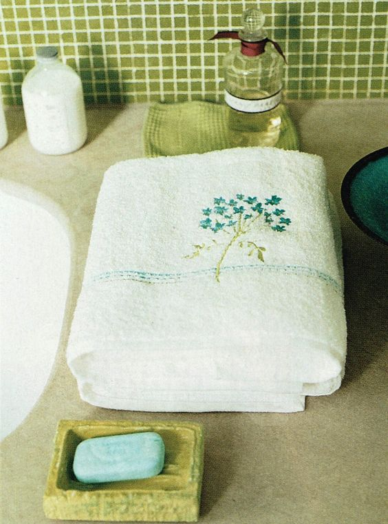 Personlize your Towels