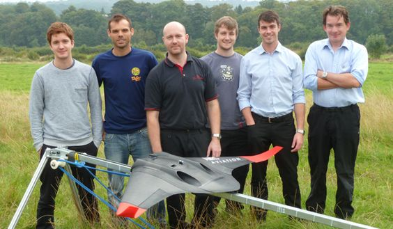 Engineers Reach New Heights with Pioneering 'Flying Wing' Project