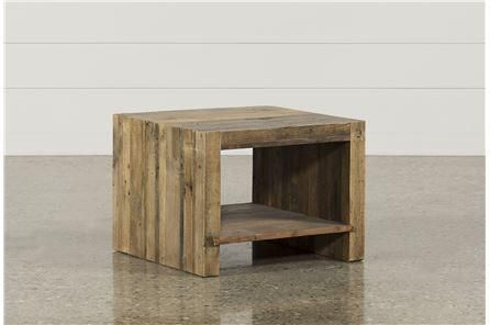 Tahoe II End Table - Main