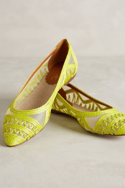 Awesome Flat Shoes