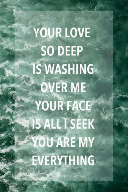 JESUS CULTURE - MY EVERYTHING LYRICS