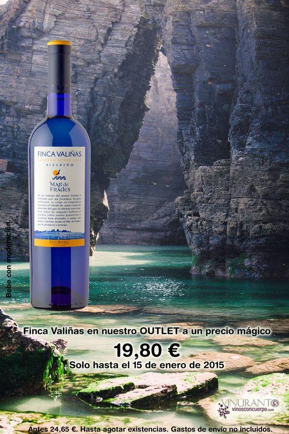 Existencias limitadas y precios mágicos. Nuestro OUTLET es especial.  Solo 4 botellas disponibles con este precio. http://www.vinuranto.com/tienda/es/111-outlet-especial