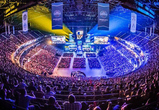 Say Farewell To 2015 With Five Esl Events To Look Forward To In 2016 Eslgaming Esports Olympics Style Tournaments