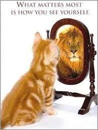 See yourself as others see you!