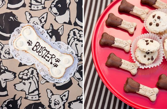 A birthday party for your dog