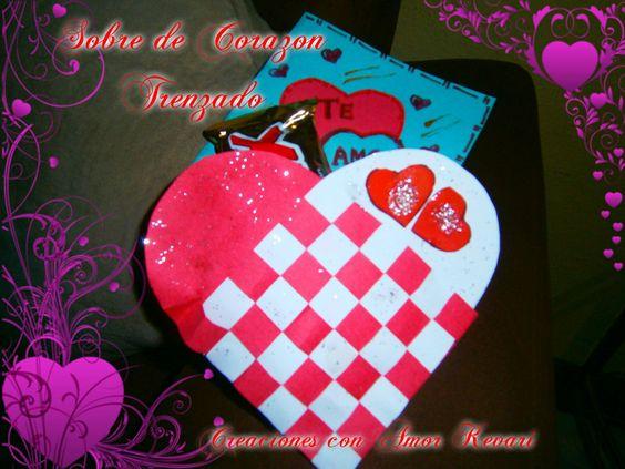 4 Lindas Tarjetas para el Día del Amor Y la Amistad | Aprender manualidades es facilisimo.com