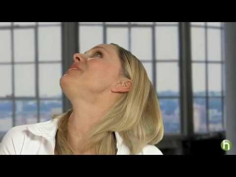 Facial and neck exercizes