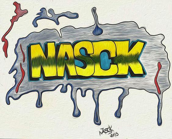 Divagando, Grafite e Design: Nasck o que é?