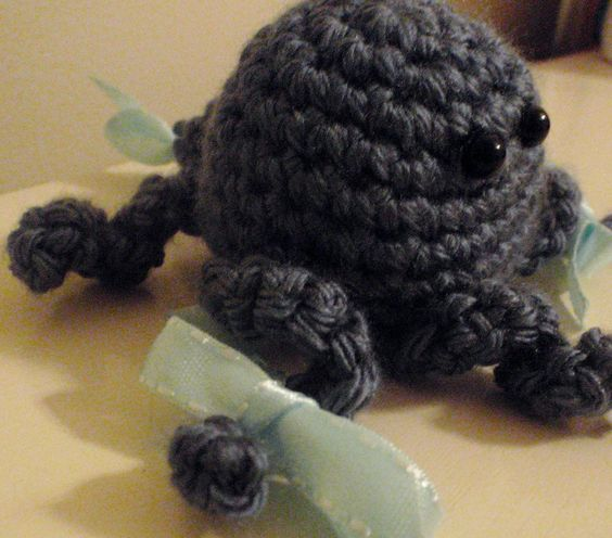 Thingling by amandajocrafts - he's a cutie! | Crafty Crochet ...