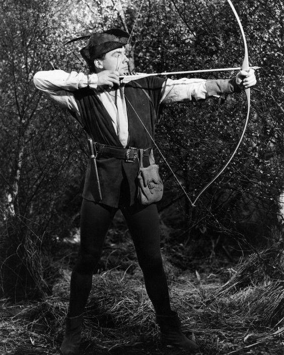 Richard Greene Adventures Of Robin Hood 8X10 Photo
