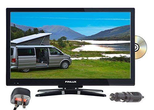 Finlux 22 12v Full Hd Tv Dvd Combi 22 Fdmb 4200 Best Caravan Caravan Touring Caravan