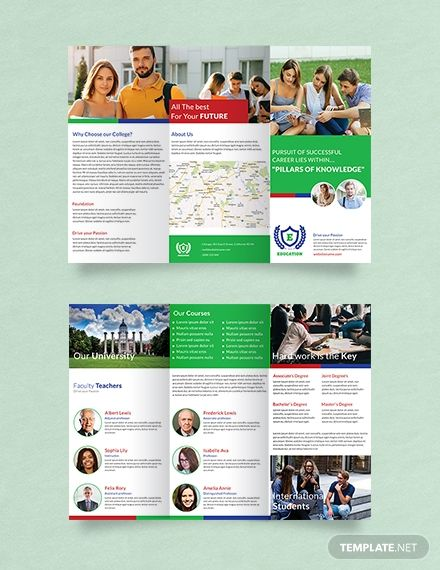 Undefined Brochure Template Trifold Brochure Template Trifold Brochure