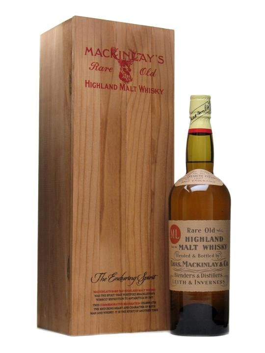 Shackleton's Malted Whisky