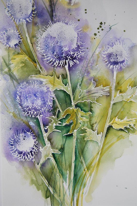 Blumen - Kunst aus Mömlingen