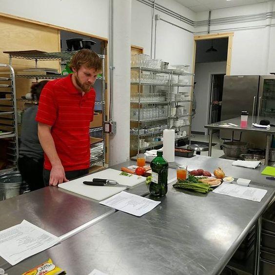 #deliverybistro Guest chef https://t.co/BTc1raZiCe